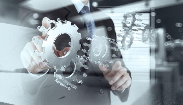 Plan industriel et commercial données entrées et sorties