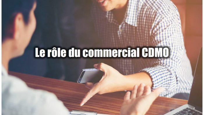 commercial cdmo